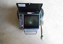 押込み式TVカメラ