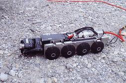 カメラヘッド及び自走車
