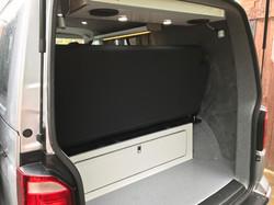 RIB 150cm rear view