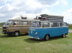 weymouth may bank holiday 2006, campervan insurance 012
