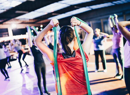 Get Inspired By The Top Fitness Trends of 2020