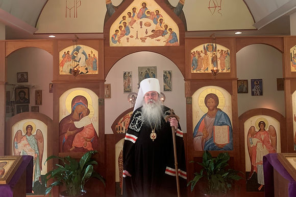 His Beatitude's Sermon on Forgiveness Sunday, the Casting Out of Adam and Eve