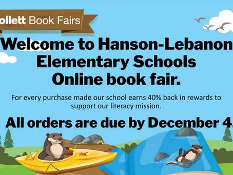 Shop our Online book fair through December 4!