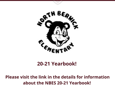 NBES 20-21 Yearbook