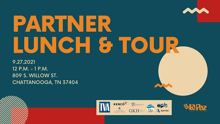 HHM Partner Lunch & Tour