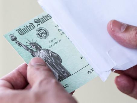 Sector Demócrata propone segunda ronda de cheques de estímulo en acta del coronavirus