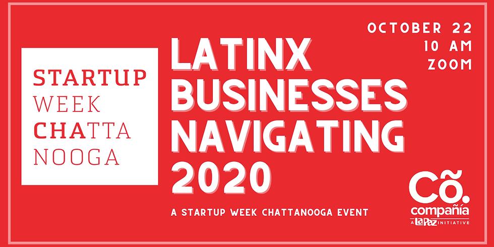 Panel: Latinx Businesses Navigating 2020