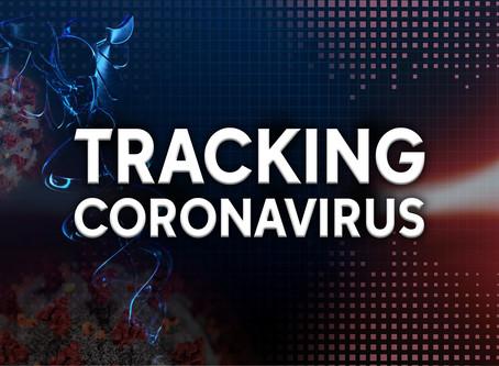 Seguimiento de coronavirus