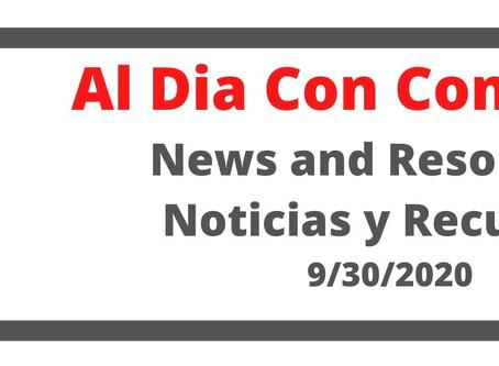 Al Dia Con Compañia: News & Resources