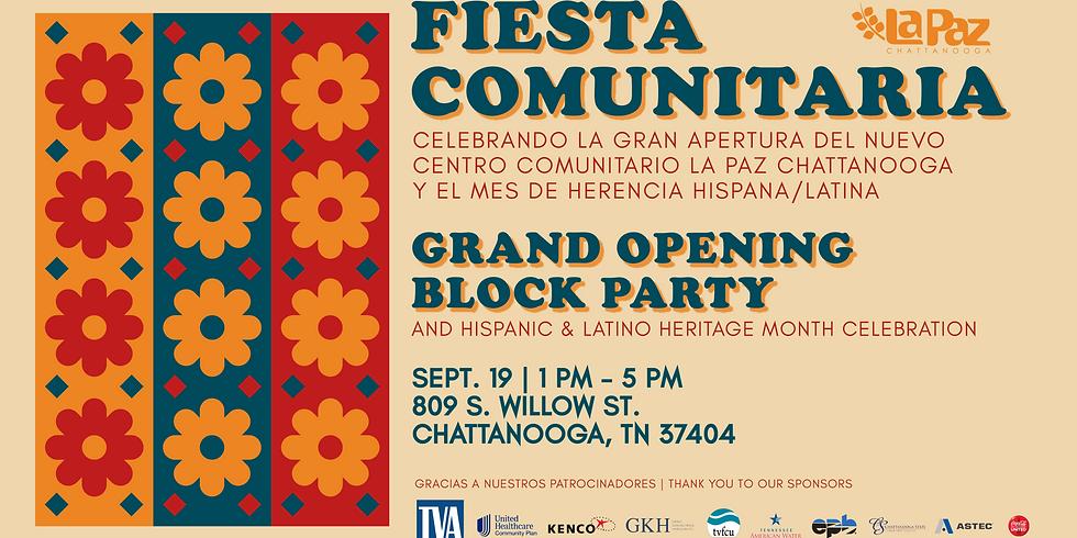 Fiesta Comunitaria