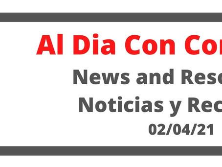 Al Dia Con Compañia 02/04/21