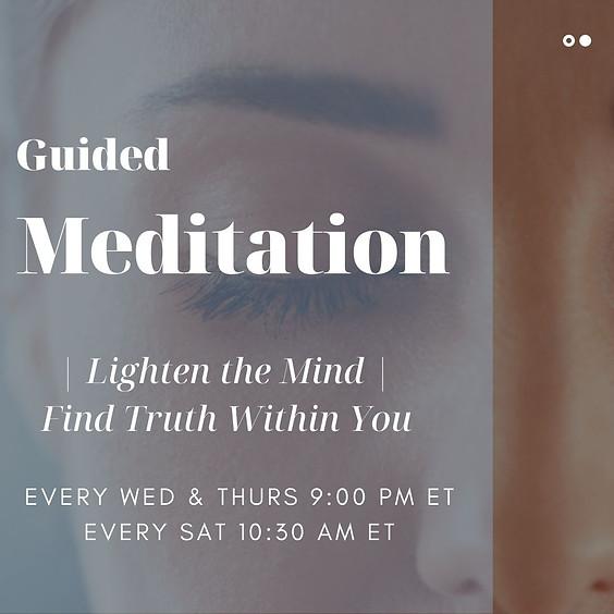Guided Meditation | Lighten the Mind