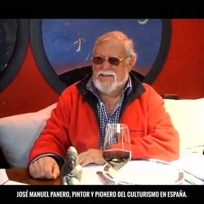 Fallece José Manuel Panero, artista y pionero del culturismo