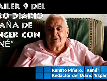 Trailer 9 del libro Diario 'España' de Tánger con Renato Piñero