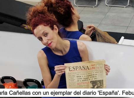 Carla Cañellas opina del libro Diario 'España' de Tánger