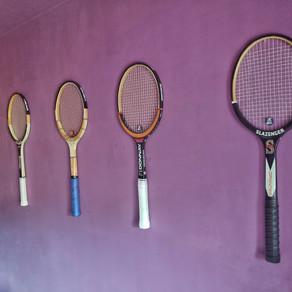 Torneo de tenis vintage en Madrid