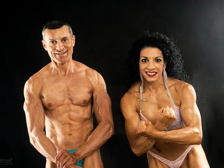 Raquel Fernández, campeona del mundo con el Método Total Gym by Chema Menéndez