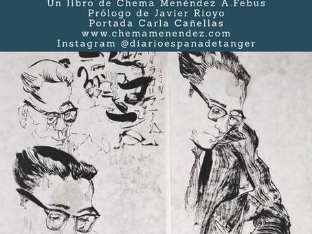 El periodista Manuel Cruz habla del libro Diario 'España' de Tánger