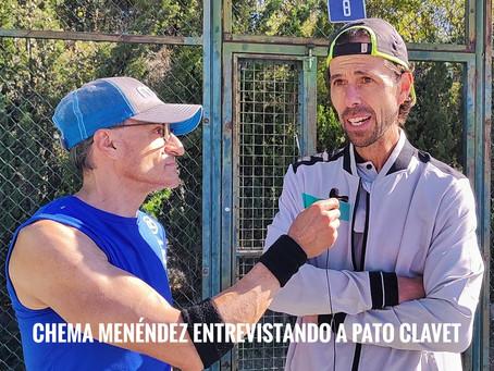 Mensaje de Pato Clavet a los participantes del Torneo Lilí Álvarez
