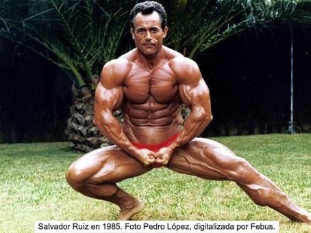 Salvador Ruiz, el culturista español más relevante