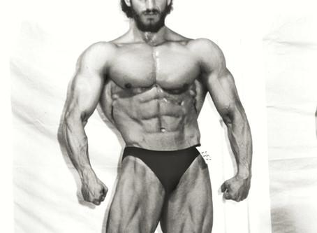 Antonio Chaparro, el Frank Zane español
