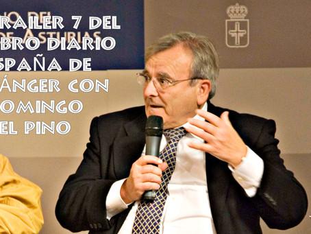 Trailer 7 del libro Diario 'España' de Tánger con el escritor Domingo del Pino