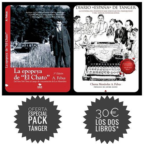 Oferta especial Pack Tánger (pedidos solo por whatsapp o email)
