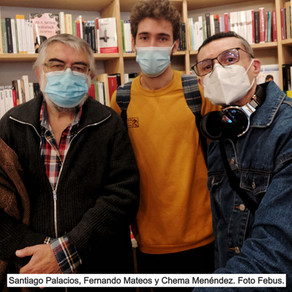 Diario 'España' de Tánger en la Cadena Ser