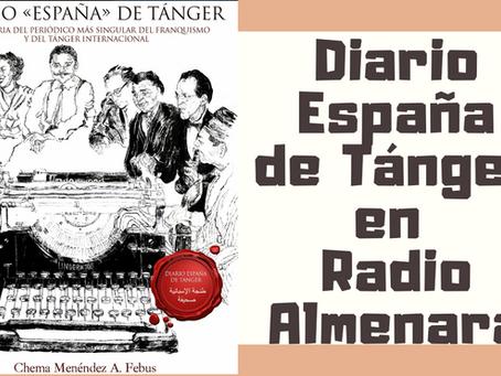 Diario 'España' de Tánger en Radio Almenara