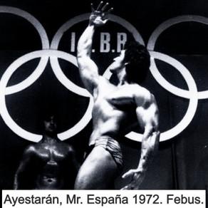 José Luis Ayestarán, Tarzán y doble de Schwarzenegger