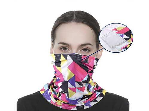 Assorted Filtered Bandannas (Pack of 20)