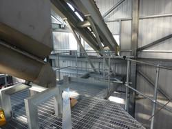 Steel fabrication 14