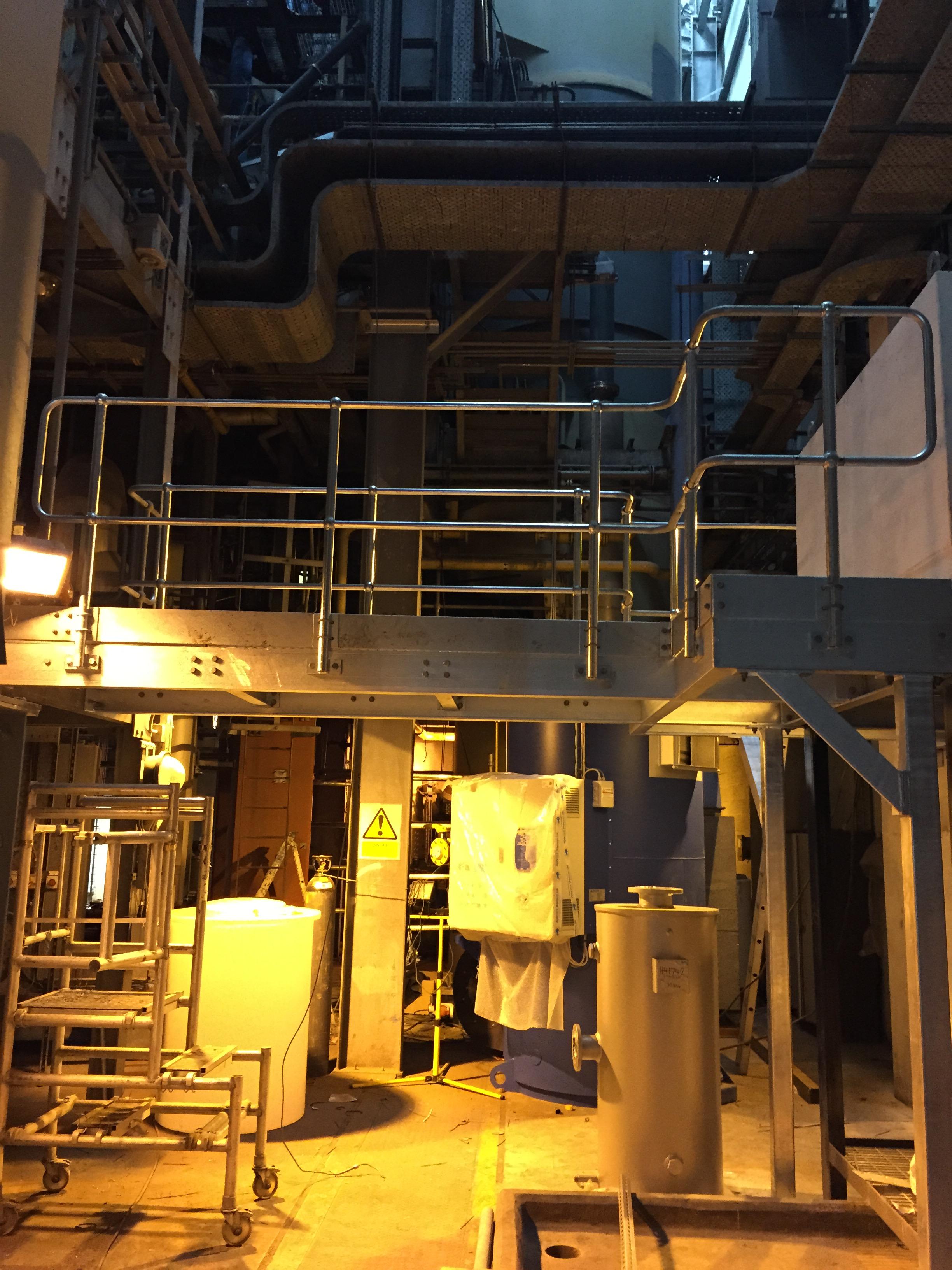 Steel fabrication 4