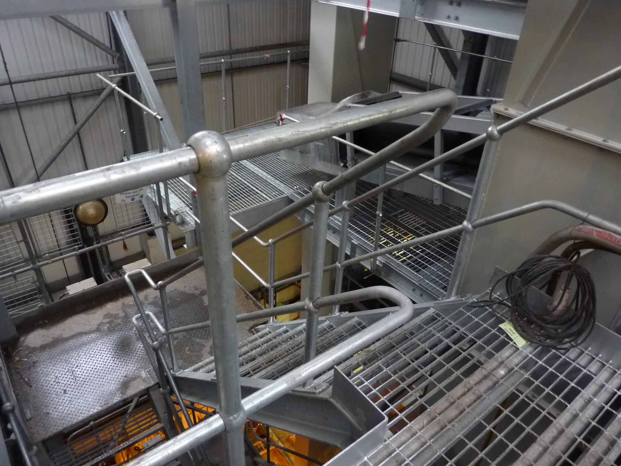 Steel fabrication 11