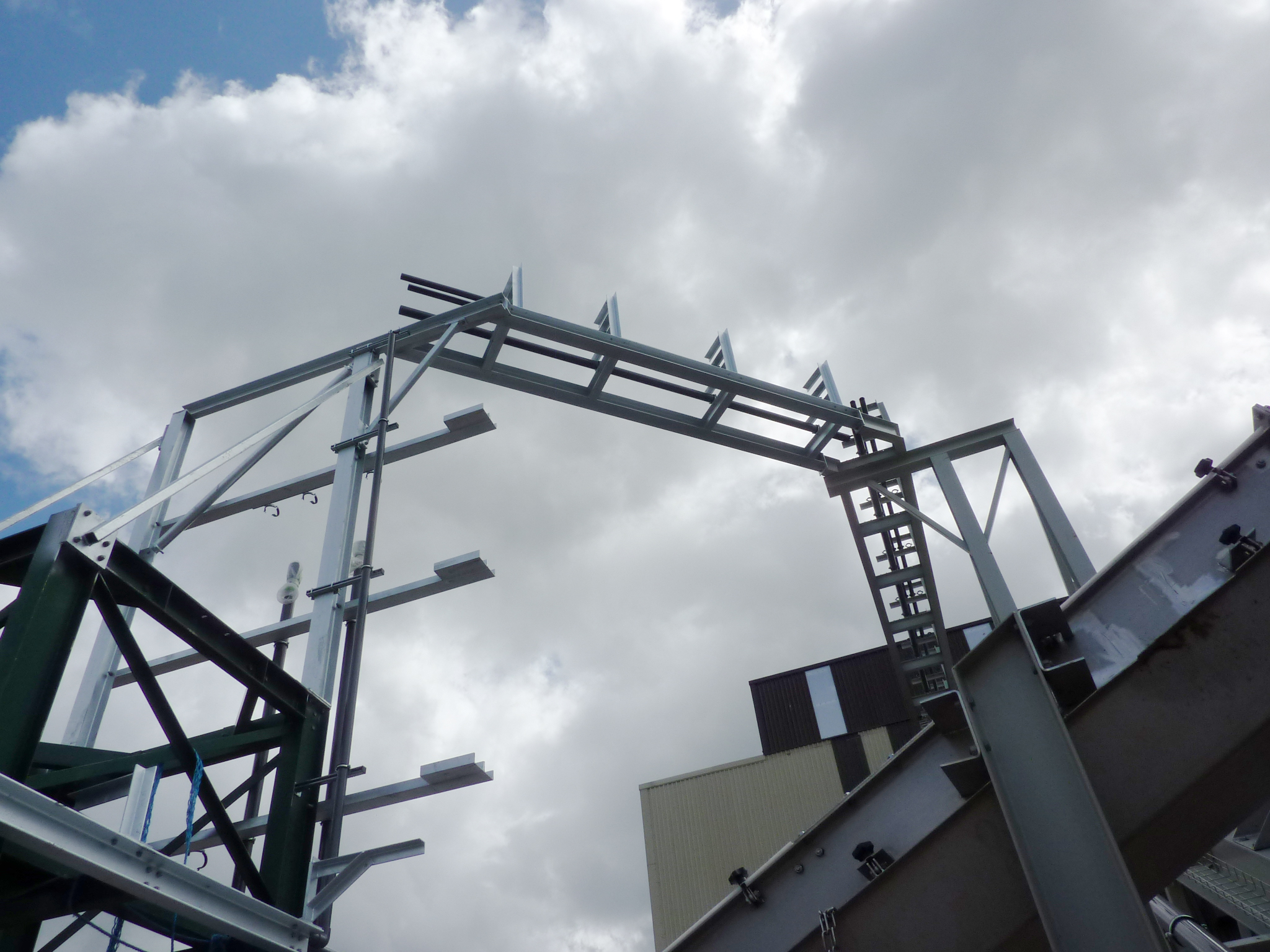 Steel fabrication 6