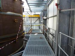 Steel fabrication 13