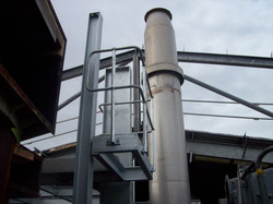 Steel fabrication 5