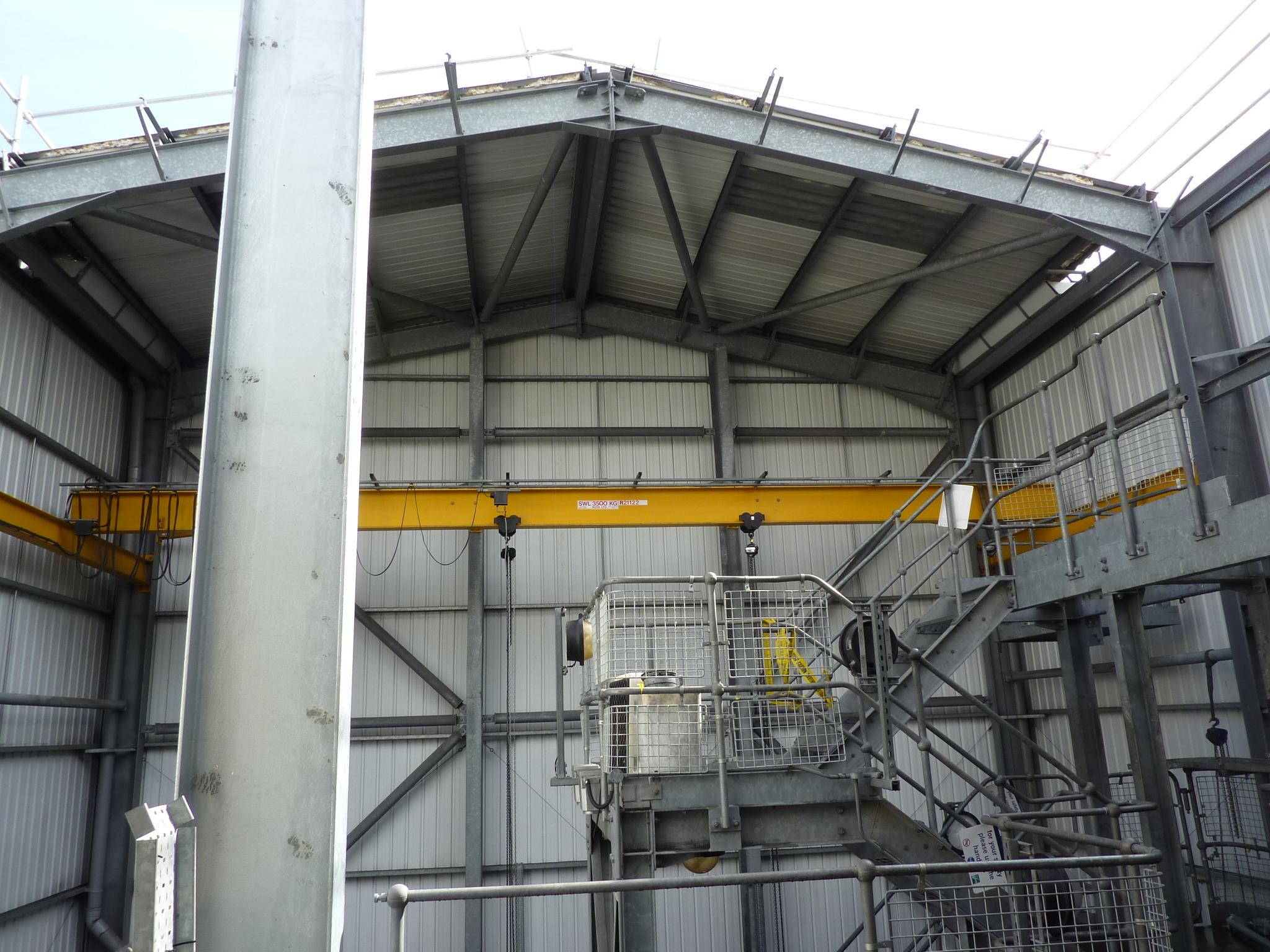 Steel fabrication 2