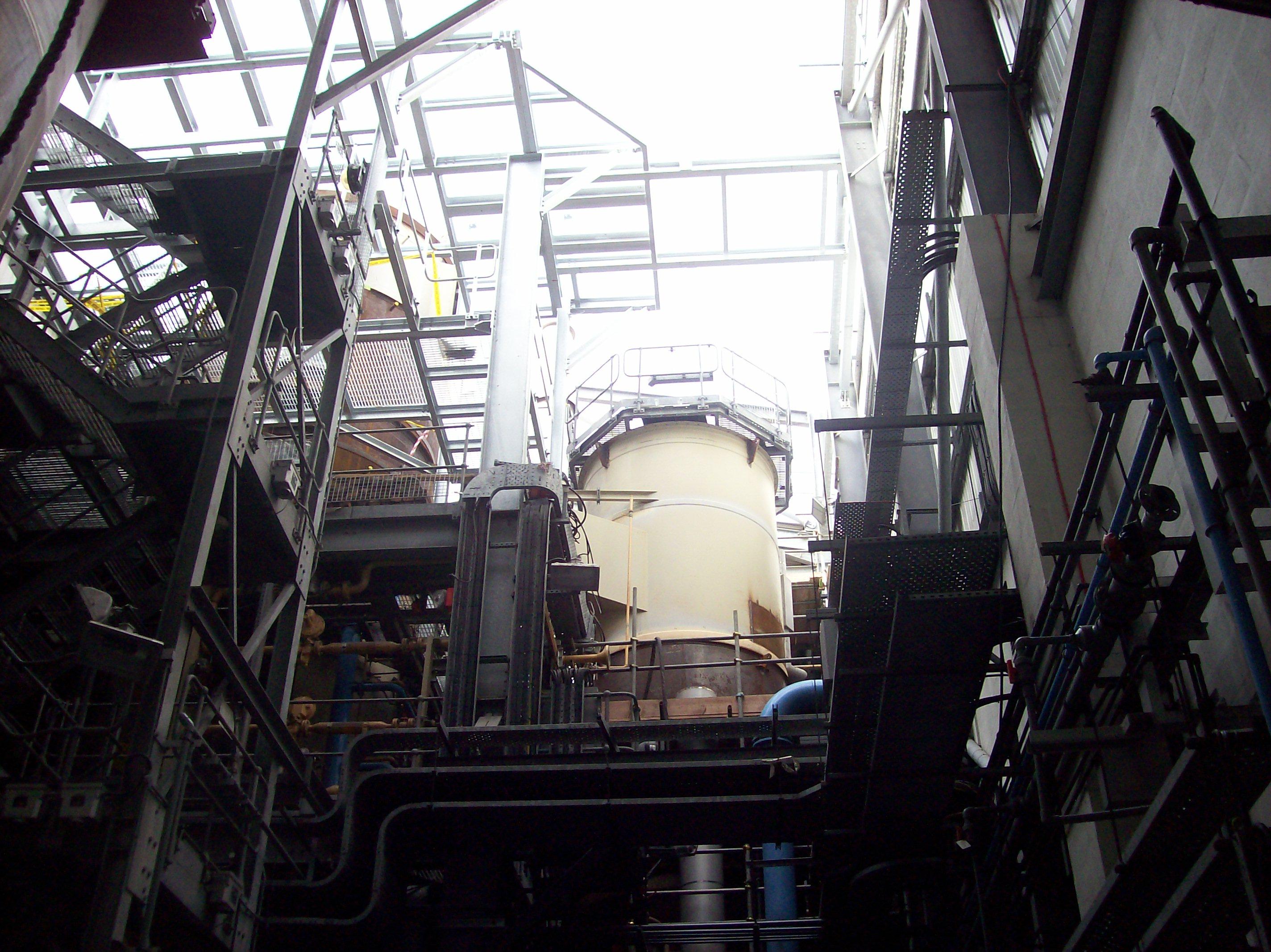 Steel fabrication 16