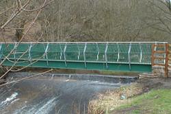 Bridge fabrication