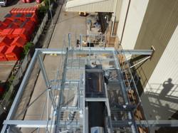 Steel fabrication 8