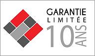 Garantie limitée de 10 ans