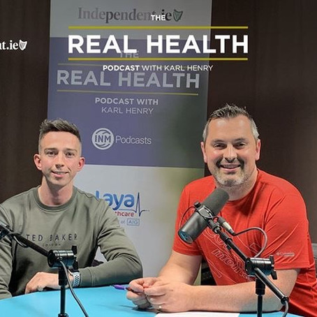 The Real Health Podcast with Evan Regan