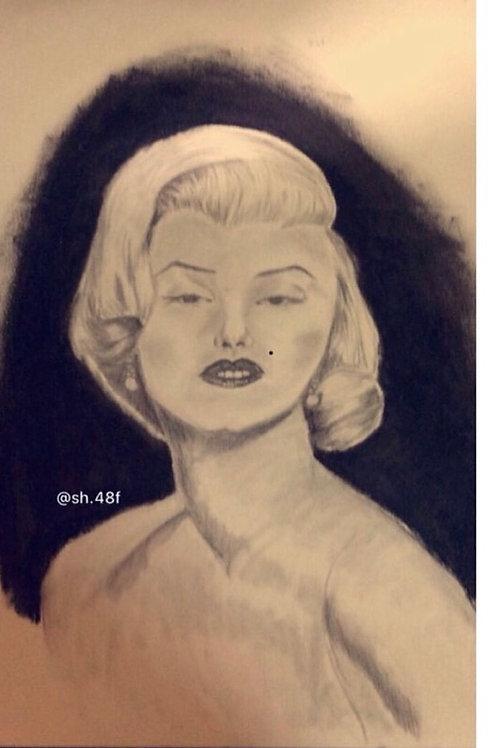 لوحة فنية2 للفنانة سميرة عمر السيد
