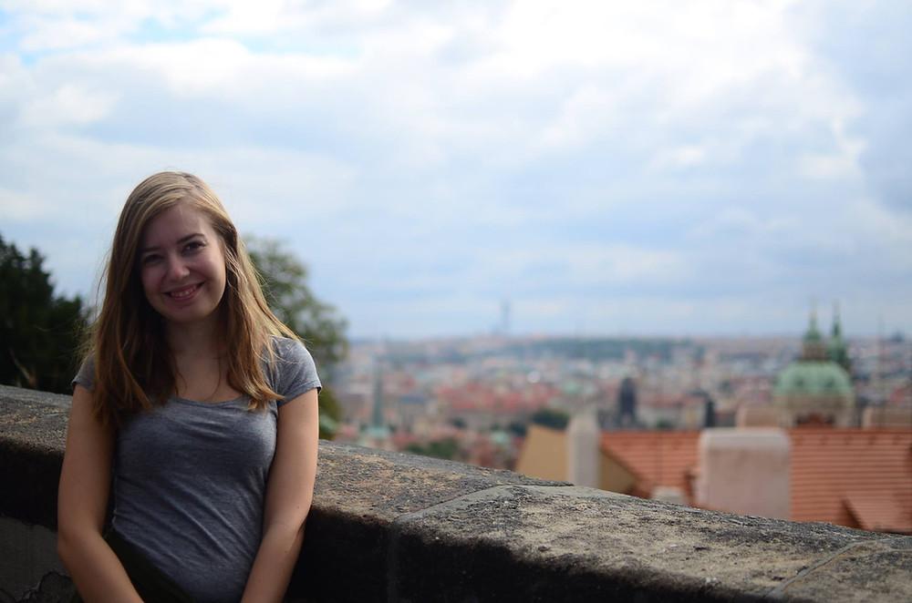 Ida i Prag.