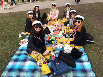 Picknick-dags!