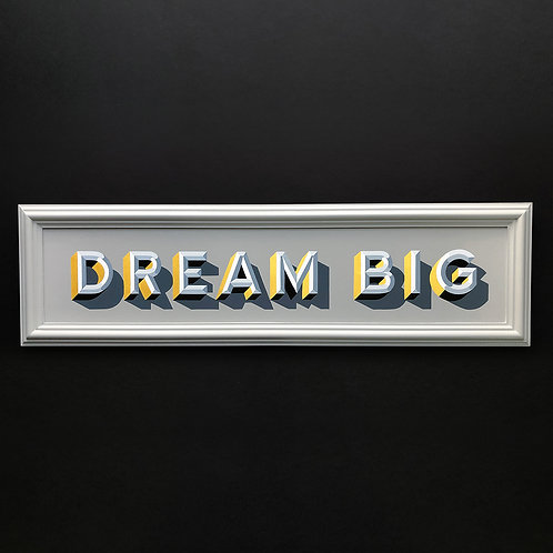 Dream Big Original Painting