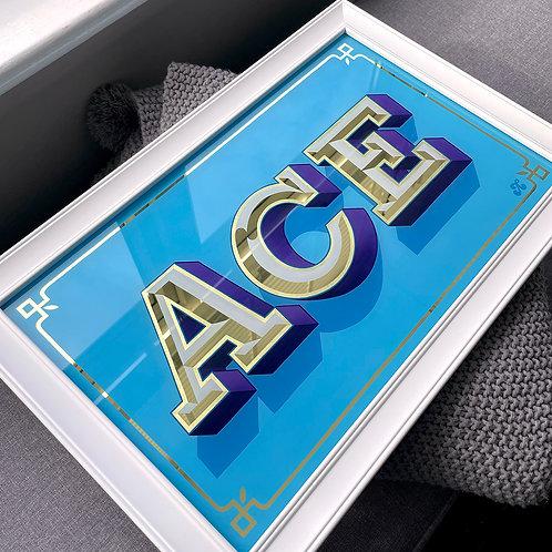 Ace Original Artwork