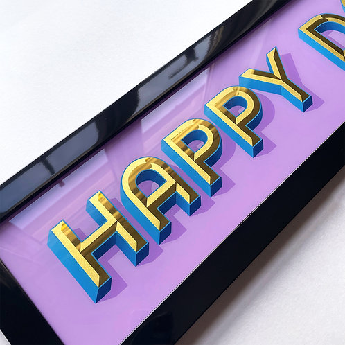 Happy Days Original Painting