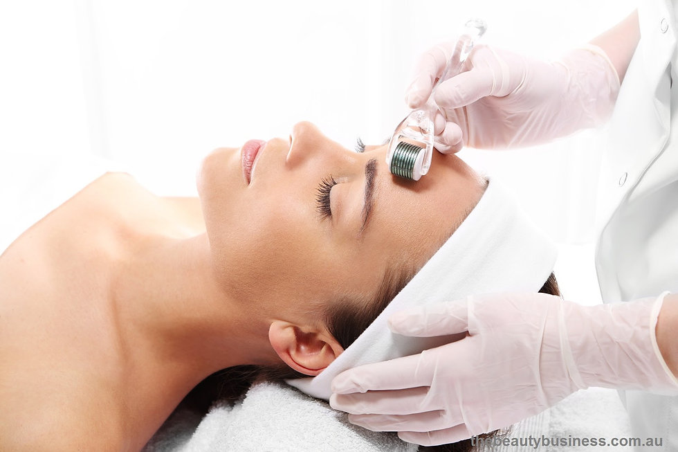 skin needling microneedling mesotherapy.